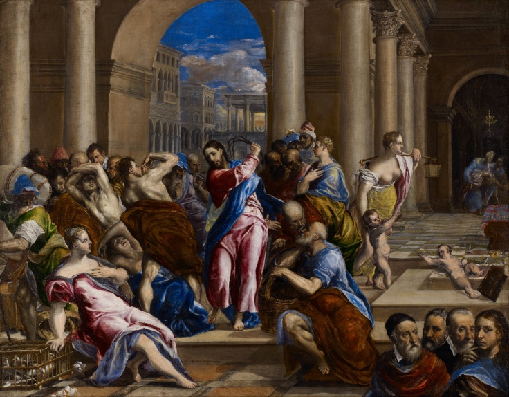 El_Greco_(Domenikos_Theotokopoulos)_-_Christ_Driving_the_Money_Changers_from_the_Temple_-_Google_Art_Project